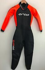 Orca Womens Full Sleeve Triathlon Wetsuit Open Water Size Small S