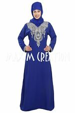 Beautiful Unique Hand Made Embroidery Fancy Arabian Party wear Dress 5417
