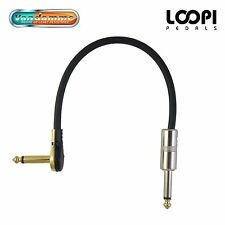 Patch Cable 10cm~80cm - Straight to Pancake - Van Damme Flexible Cable