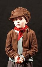 Victorian/Beggar/Urchin 9/Oliver/WORKHOUSE BOY fancy dress ALL AGES & SIZES