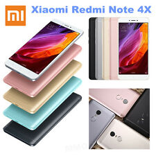 "5.5"" Xiaomi Redmi Note 4X Dual SIM Unlocked Smartphone Mobile 16/32/64GB 13MP UK"