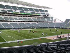 Cincinnati Bengals vs Houston Texans Tickets - Sec 114