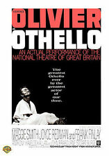 OTHELLO (DVD) READ DETAILS FIRST Laurence Olivier Maggie Smith