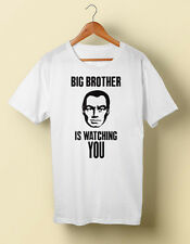 Big Brother is Watching You t tee shirt George Orwell Animal Farm dystopia