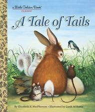 """A Little Golden Book """"A Tale of Tails"""""""