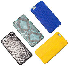 Genuine Python Skin Leather Case Cover For Apple iPhone 6 Plus 6s Plus -Kanthima