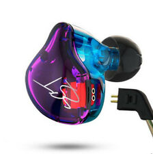 KZ ZST Balanced Armature With Dynamic In-ear Earphone Noise Cancelling Headset