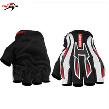 Anti-skidding Riding Motorcycle Gloves Racing Half Finger Protective Breathable