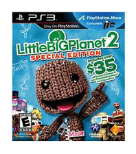 Little Big Planet 2 Special Edition PlayStation3 PS3 Game Preowned Case Booklet