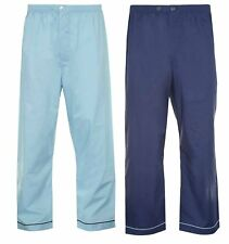 Champion Men's Pack of 2 Hampton Polycotton Long Pyjama Trouser Bottoms