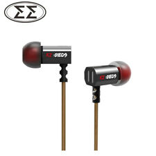 KZ ED9 3.5mm in ear Earphones Heavy Bass HIFI DJ Stereo Noise Isolating Headset