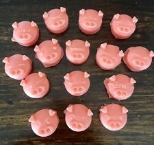 15 Pack Super Strong Scented Wax Melts Pig Shaped Tart Melts~ BAKERY SCENTS