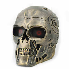 RARE Terminator 3 Resin Hard Skull Mask Film Replica Props Party Halloween Mask