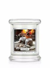 KRINGLE CANDLES Fireside Small Jar CANDLE 8.5 oz  Burn Time 50 hrs.