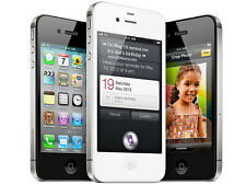 "Refurbished Apple iPhone 4S Dual Core 32GB/64GB 3.5"" 8MP GPS Unlocked Cell Phone"