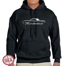 1961 1962 1963 Ford Thunderbird Hardtop Design Hoodie Sweatshirt FREE SHIP