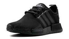 NOW SHIPPING! Adidas NMD R1 Reflective Triple Black Szs 7.5-13 BY3123 w/Receipt*