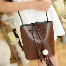 Fashion Womens Leather Crossbody Satchel Shoulder Handbag Tote Messenger Bag HG