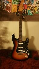 Fender SRV Stevie Ray Vaughan Stratocaster -  With Case