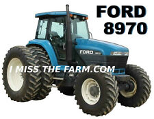 FORD 8970 Tractor tee shirt