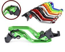 3D Rhombus Adjustable Brake Clutch Levers for Kawasaki ZG1000 CONCOURS 92-06