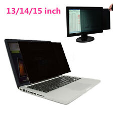 """13/14/15"""" Original Computer Monitor Laptop Privacy Protective LCD Screen Filter"""