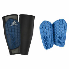 Adidas Ghost Shin Guard Soccer Legs Protection AP7050 Football Shin Pads Blue