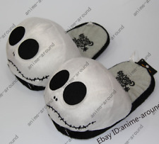The Nightmare Before Christmas Plush Half Slipper Jack Indoor slippers Cosplay A