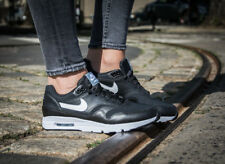 Nike Air Max 1 Ultra Essential Womens Trainers Black Various Sizes BRAND NEW