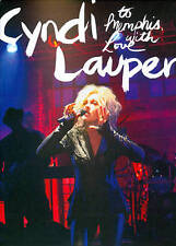 Cyndi Lauper To Memphis, With Love (DVD)