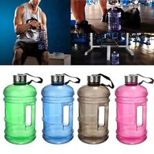 2.2 Litre Large Drink Water Bottle BPA Free Gym Workout Training Sports Fitness