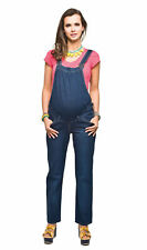 Torelle - Soft Denim Maternity Bib Overalls Pregnancy Denim Overalls Maternity w