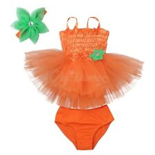 Newborn Baby Girls Halloween Party Outfit Dress Clothes Bloomers Headband 3-12 M
