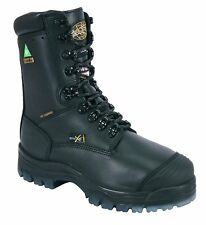"""Oliver 45 Series 8"""" Leather Composite Toe Waterproof Men's Metatarsal Boots CSA"""