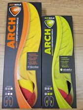 Sofsole - Arch Insoles -Shoe Inserts - Mens Womens - Trim to Fit