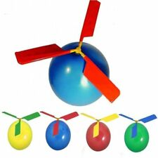 1/5/10/20Pcs Funny Gift Baby Kids Balloon Helicopter Party Bag Filler Flying Toy
