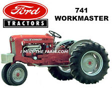 FORD 741 Tractor tee shirt