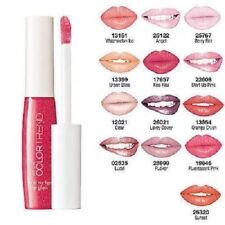 avon colortrend lip gloss