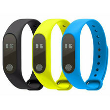 OLED M2 Smart Band Bluetooth Heart Rate Monitor Waterproof IP67 for iOS Android