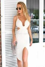 New women's Runway Dress ( Nude)