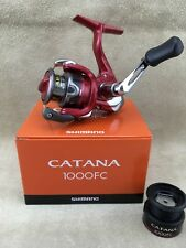 Shimano Catana FC Spinning Reel Front Drag 1000 2500 3000S 4000 Various Sizes