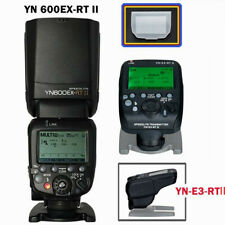 YONGNUO flash speedlite YN560III YN560IV YN600EX-RT II for Canon Nikon Camera