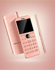 ULCOOL V16 Luxury Cell Phone Metal Body Bluetooth Dialer MP3 Children Card Phone