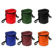 Insulated Cool Cooler Lunch Bag Outdoor Camping Picnic Food Drink Storage Box