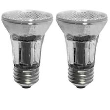 (2)-Bulbs 50W E26 Medium PAR16 120V Narrow Flood Halogen Light Bulb EXN 50-Watts