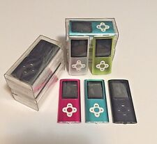 New MP3 Player FM Radio Supports 32GB LCD Screen Music Media With Clip