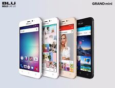 BLU Grand Mini Android Unlocked Cell Phone Smartphone Cell Phone  4.5'' Screen