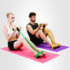 Sit-up pedal puller Fitness Resistance Bands Fitness Latex Pedal Strong Fitness
