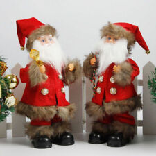 Singing Dancing Animated Santa Claus Father Christmas Musical Party Hat Gifts