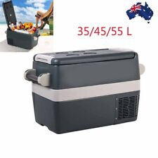35/45/55L Portable Fridge Freezer 12/24/240V Camping Car Boating Caravan Bar Fri